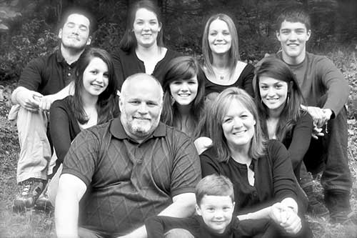 Coskie Family 2009